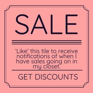 So you like discounts? Like this tile!